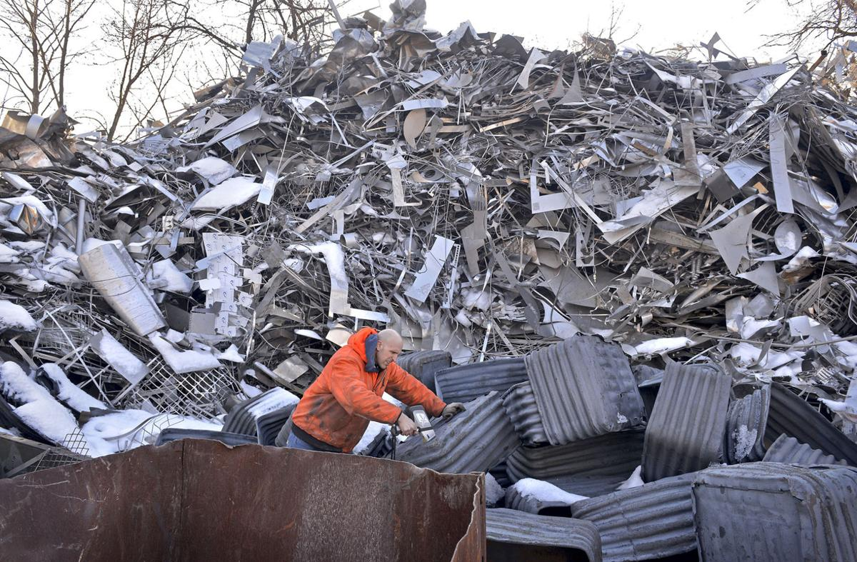 pickers can still earn money recycling scrap metal features