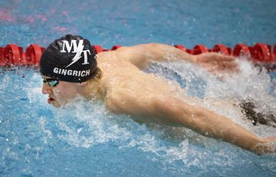 District 3 3A Boys Swimming Championships