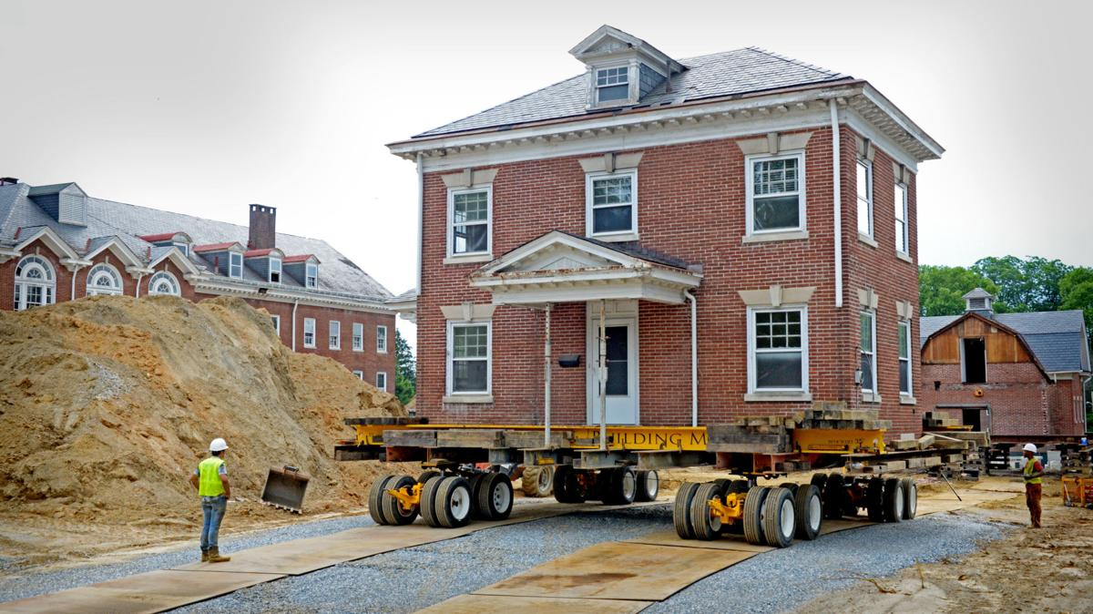 building moving