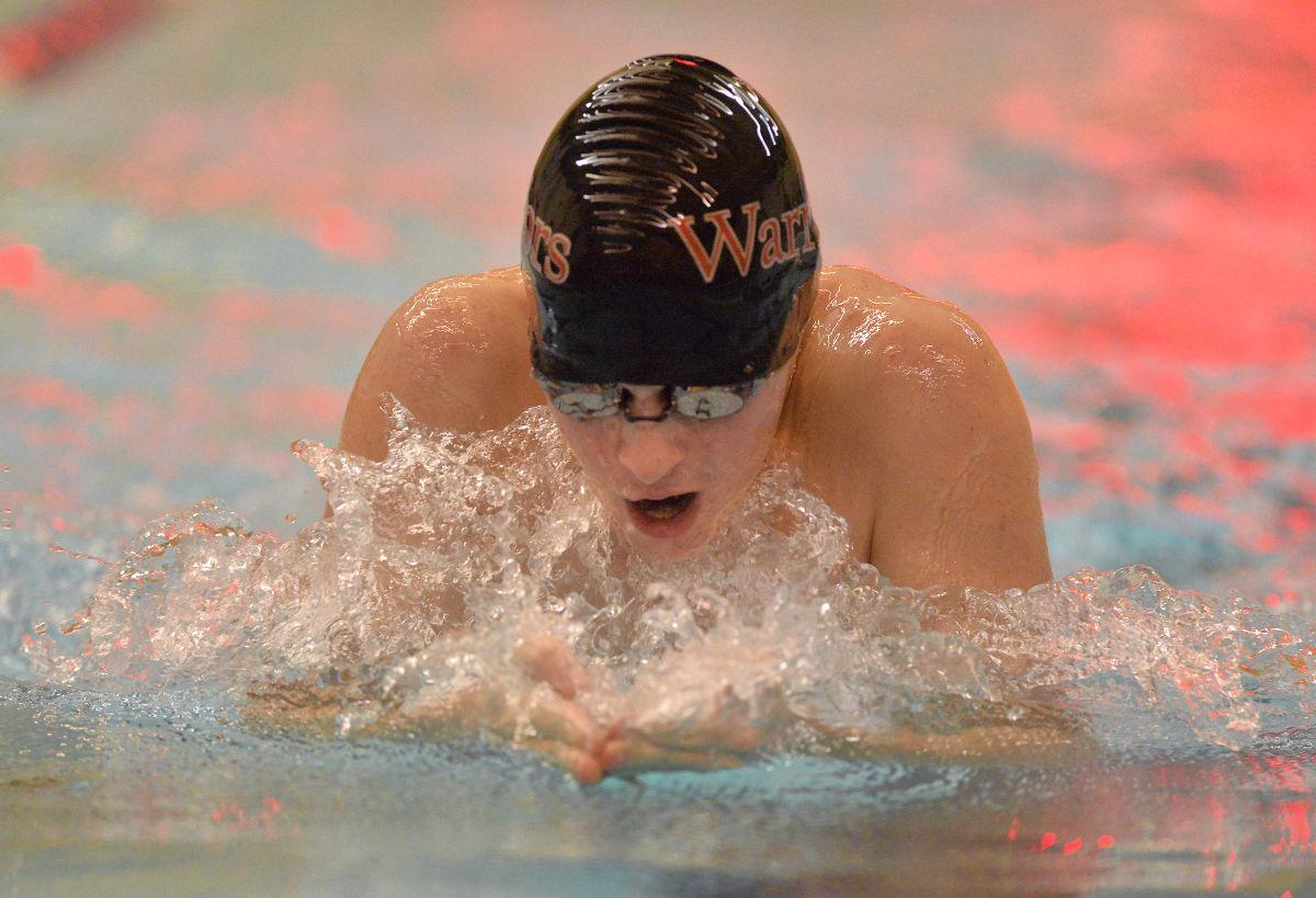 Warwick Swimmers Off To Fast Start Sweep Lampeter Strasburg