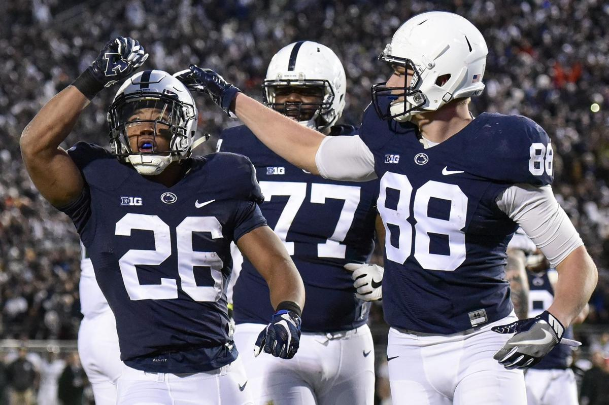 Las Vegas sets over/under odds for Penn State football ...