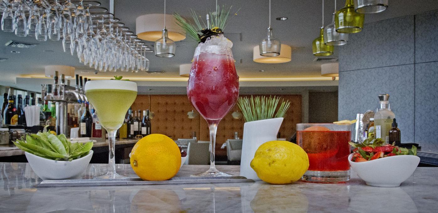 Zero waste cocktails