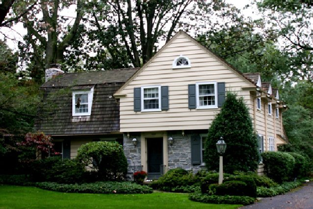A Fort Without Fight Garrison Colonial Home Design Elements Replicate Military Features
