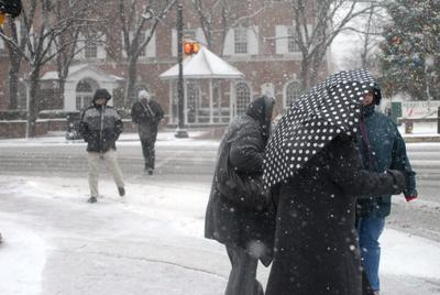 Winter storm hits Lancaster County; another expected by weekend