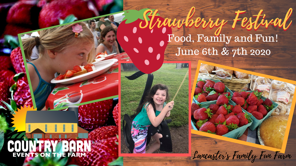 Country Barn Strawberry Festival