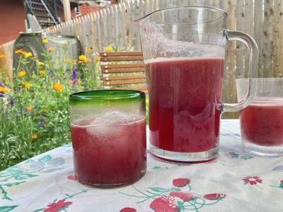 Blueberry lemonade (SP)