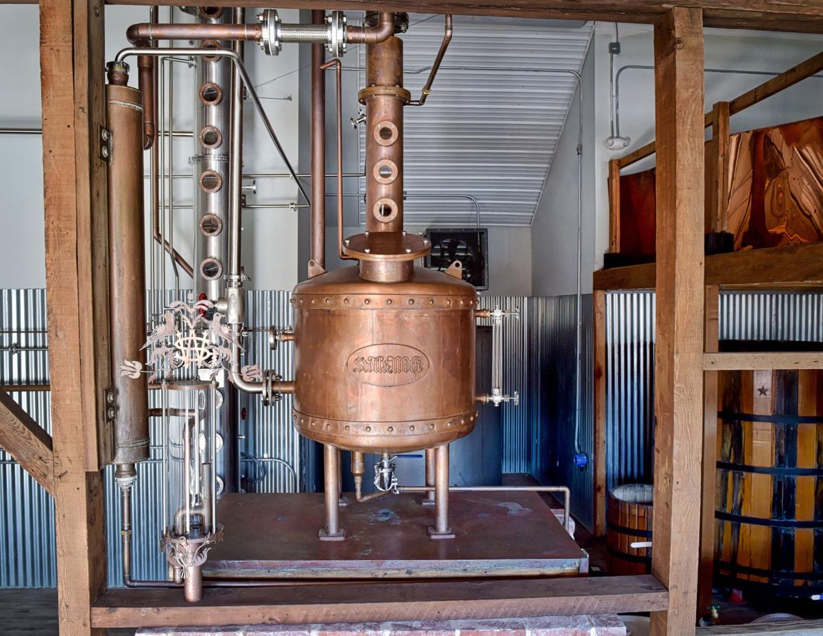 Stoll & Wolfe distillery 7