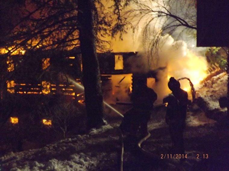 Colerain house fire1