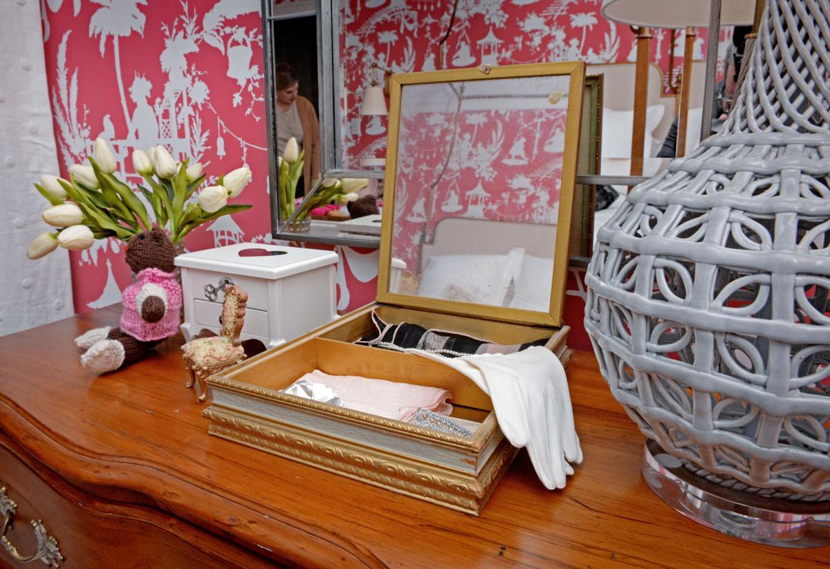 Ellery's Bedroom