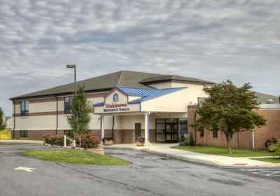 Hinkletown Mennonite School website grab