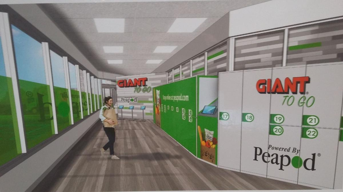 Former Giant on Reservoir Street to become a Peapod hub