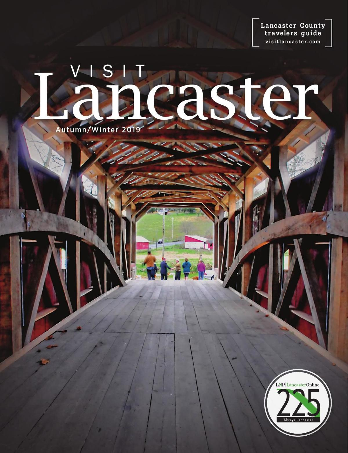 Visit Lancaster Autumn/Winter 2019