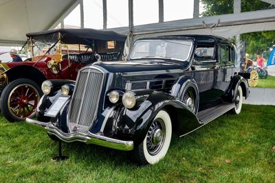 Hershey Car Show >> The Largest Antique Auto Show In The World Fills Hershey