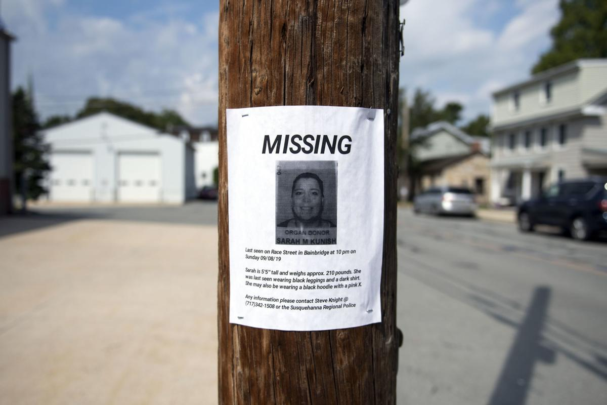 Missing Sarah Kunish