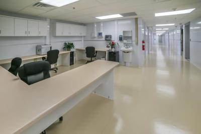 modular emergency room emergency department example LGH