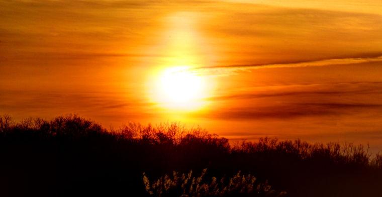Sunrise March 9, 2014