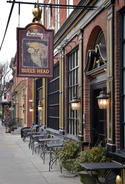 Bulls Head 3 A