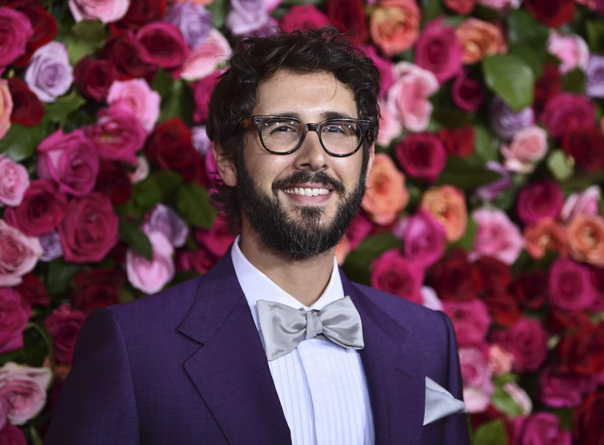 Josh Groban to bring 'Bridges' tour to Hershey this summer