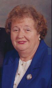 Doris June Myers