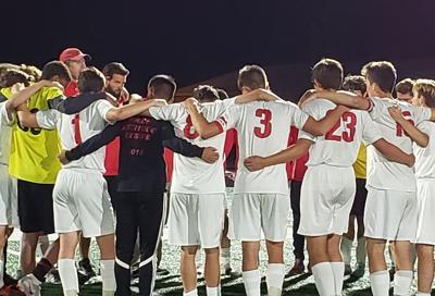 Pequea Valley boys soccer at Lancaster Catholic (9/19/19)