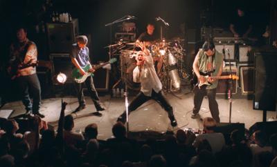 Live at Chameleon, 1998