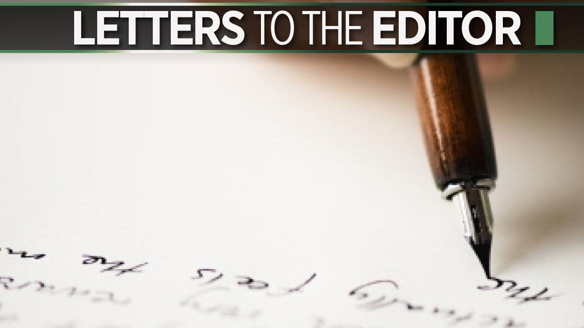 Use funds to help environment [letter]