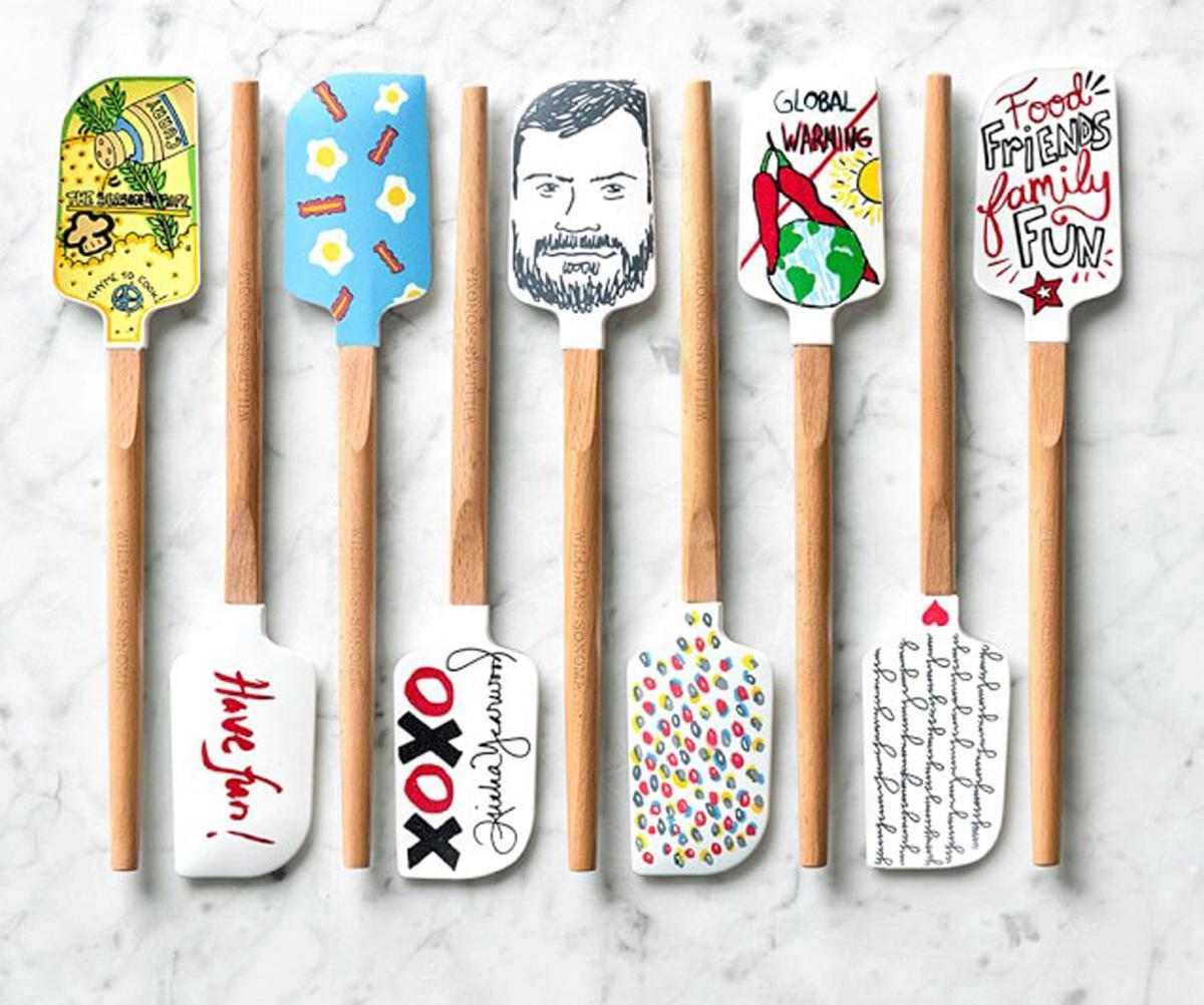 kitchen gadget silicone spatulas food lancasteronline com silicone spatula