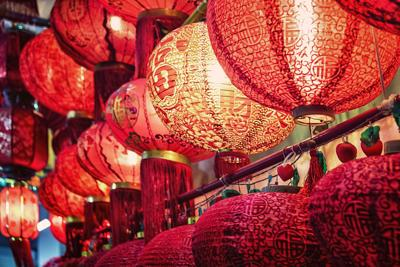 Decoration for chinese new years