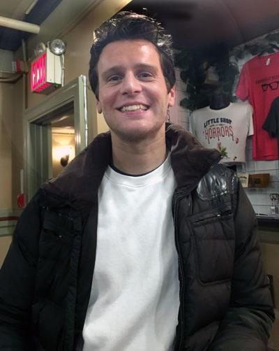 Jonathan Groff Stars in the House