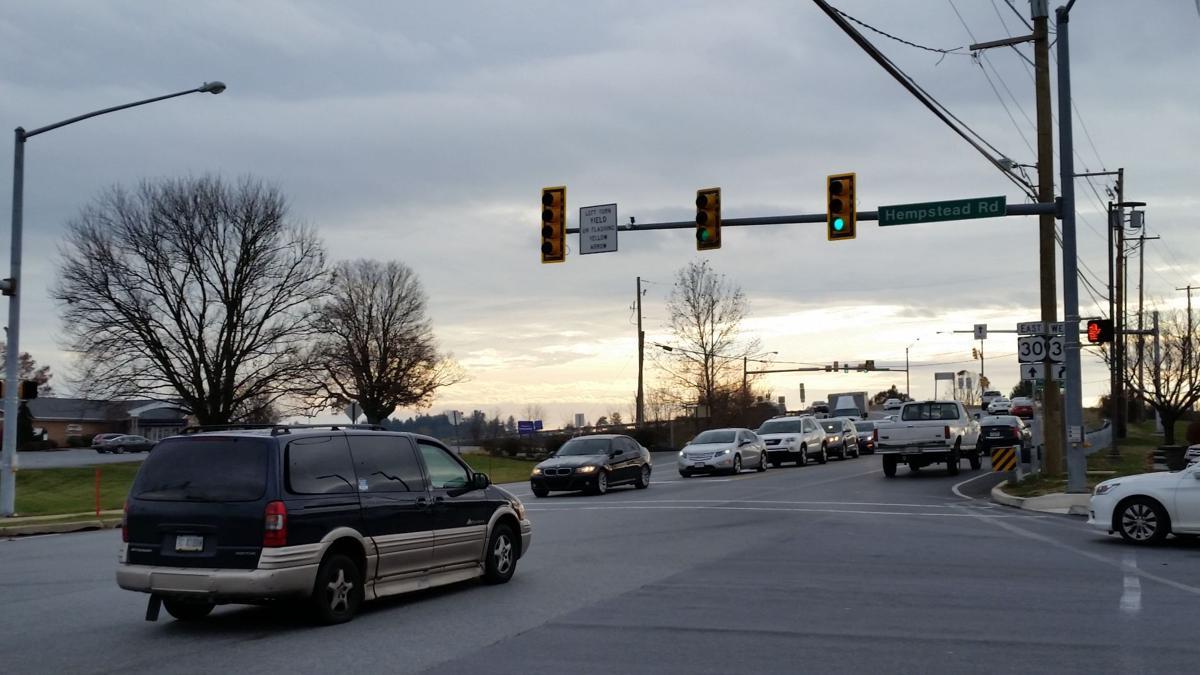 Greenfield Road traffic 3