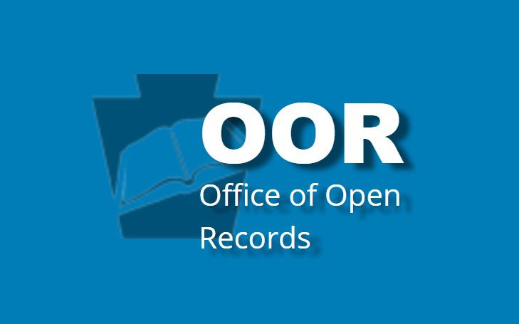 Image result for pennsylvania office of open records logo