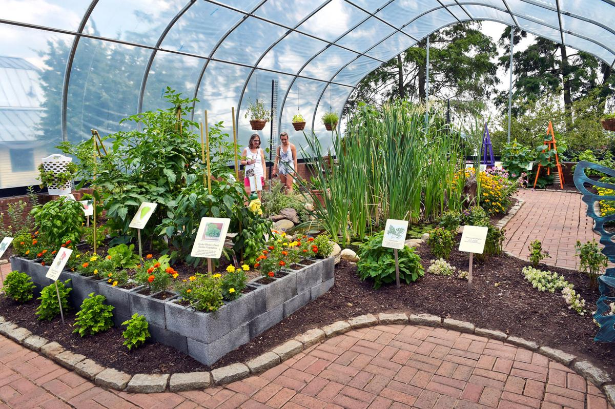 Hershey\'s Hoop House is a new focus on sustainable, small-space ...