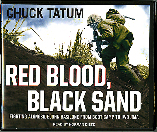 Red Blood, Black Sand book cover
