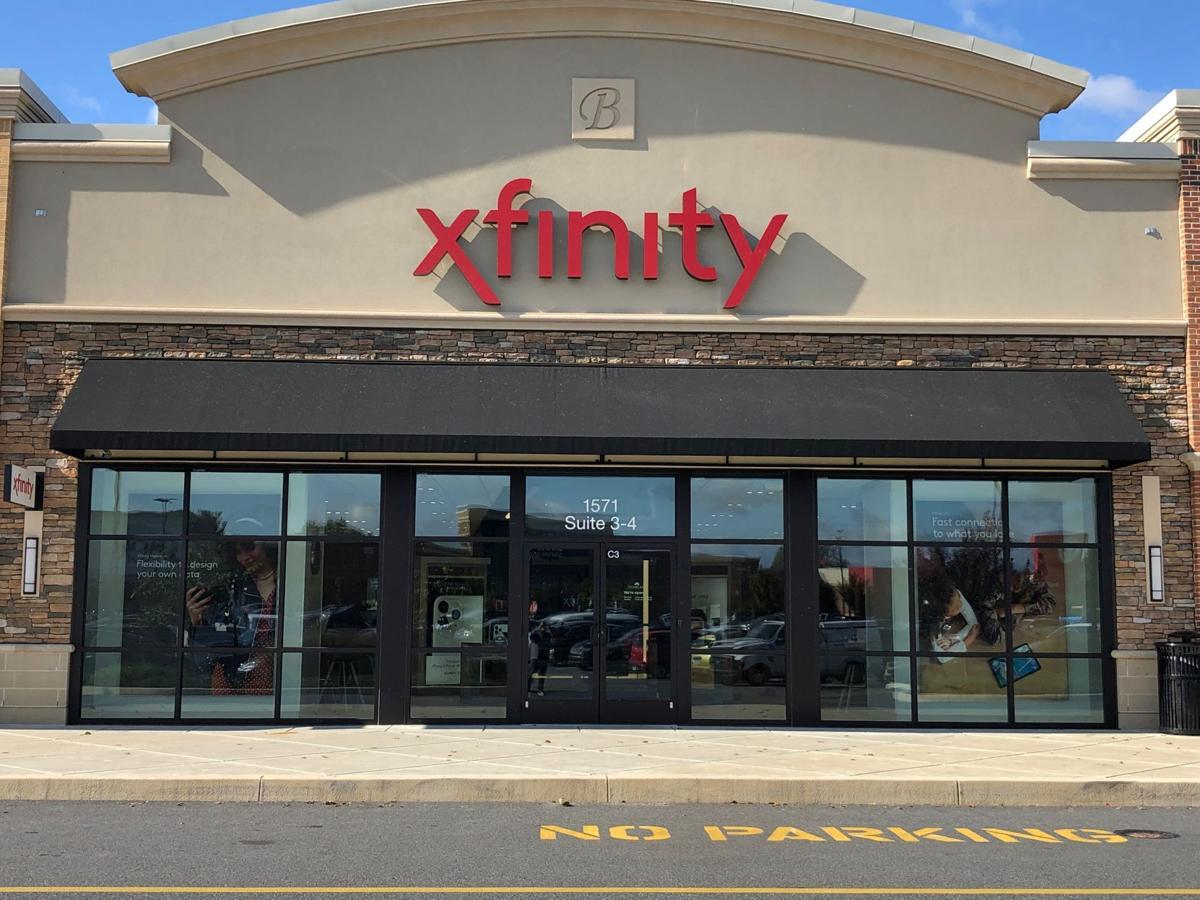 Xfinity store at Belmont
