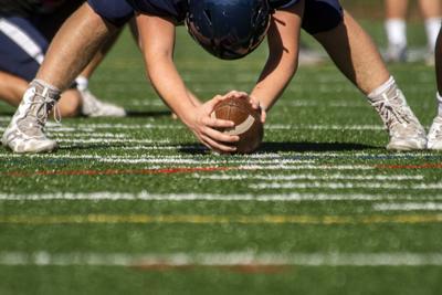 MT football practice