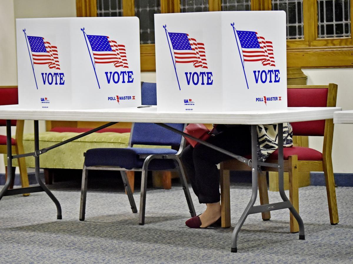 Election Day November 2017