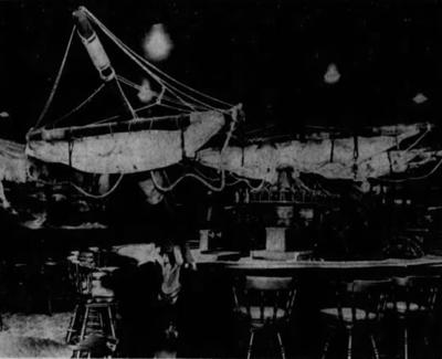 Yardarm bar, 1970