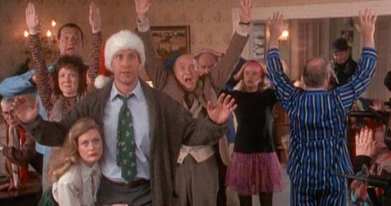 Randy Quaid Christmas Vacation.To Celebrate Its 25th Anniversary Here Are 25 Facts About