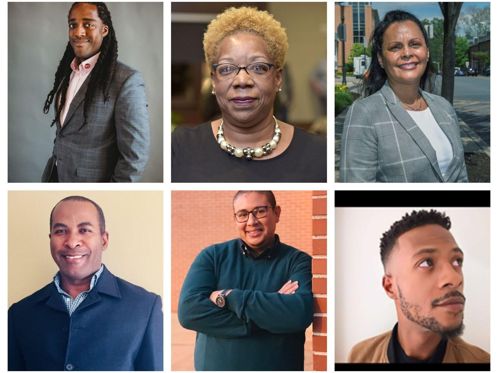 6 Democrats vie for party's backing for Lancaster city Council