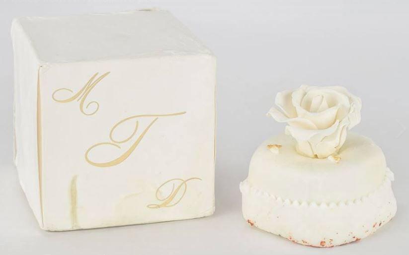 Trump wedding cake by Cedric Barberet