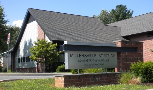 Millersville Borough municipal building