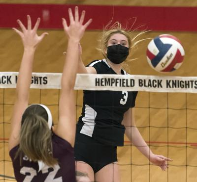 Hempfield vs State College-PIAA 4A Girls Volleyball Qtrs