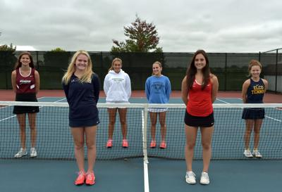 LL Girls Tennis Championships