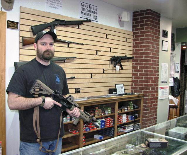 Morr Range | Shooting Range and Gun Store in Lancaster, PA