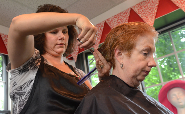 Post-chemo hair: Options abound for women who lose their locks after ...