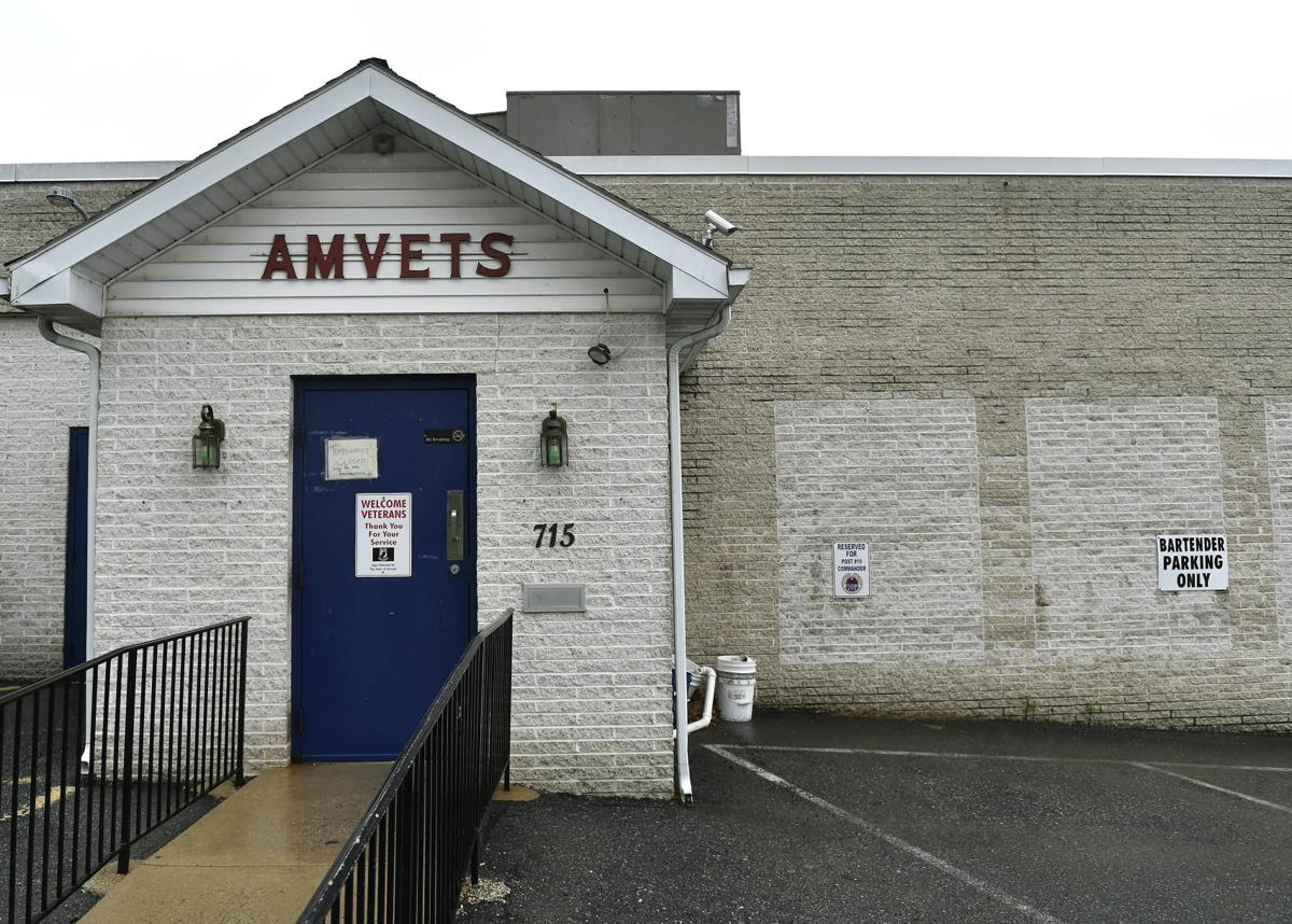 AmVets Post 19 Closed