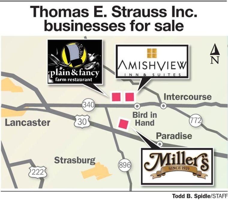 Thomas E. Strauss Inc. businesses