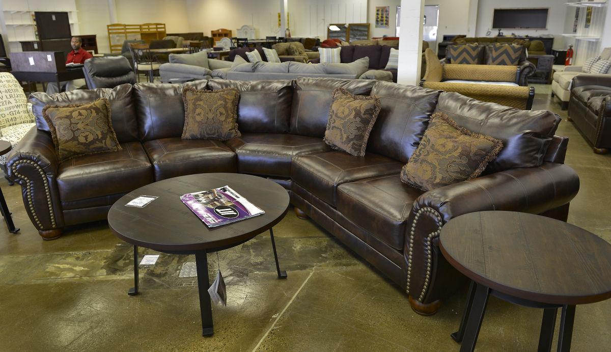 National furniture liquidators opens at rockvale outlets