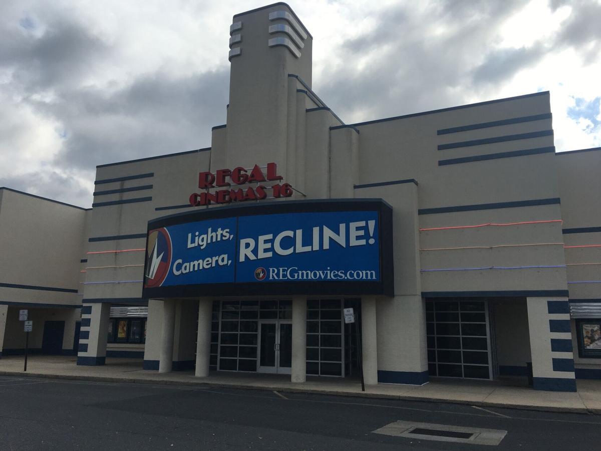 Regal Cinemas temporary closure