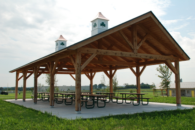 Rapho Plans Opening Of Park Pavilions Sept 15 News